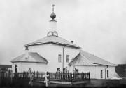 Церковь Благовещения Пресвятой Богородицы - Егорий-Холм, урочище - Солигаличский район - Костромская область