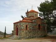 Монастырь Махерас. Неизвестная церковь - Лазания - Никосия - Кипр