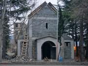 Неизвестная церковь - Мцхета - Мцхета-Мтианетия - Грузия