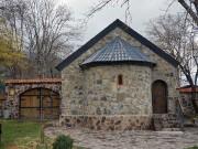 Георгиевский монастырь. Неизвестная церковь - Садгери - Самцхе-Джавахетия - Грузия