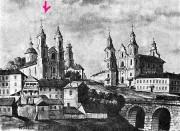 Церковь Воскресения Христова (утраченная) - Витебск - Витебск, город - Беларусь, Витебская область