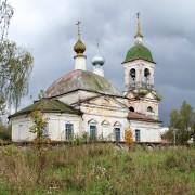 Спас-Бураки (Бураково). Казанской иконы Божией Матери, церковь