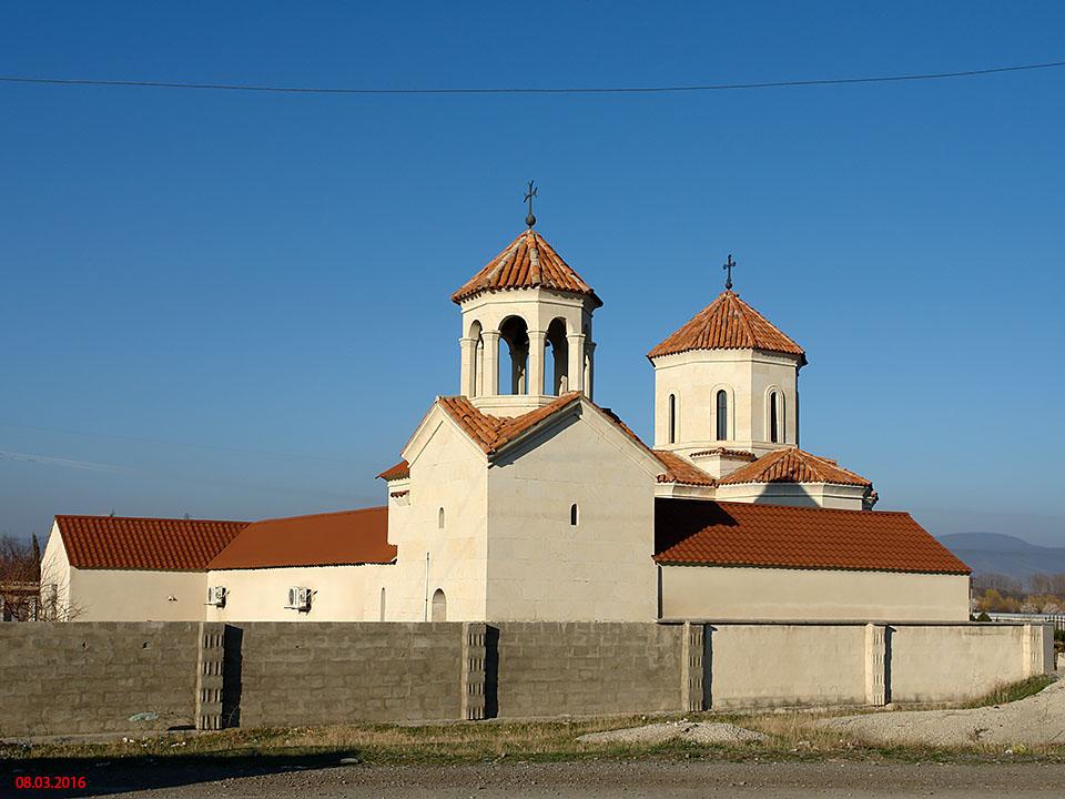 Церковь Кетеван Кахетинской, Мухрани