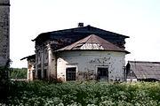 Церковь Николая Чудотворца (старая) - Весляна - Княжпогостский район - Республика Коми