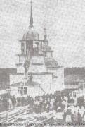 Церковь Николая Чудотворца - Шошка - Княжпогостский район - Республика Коми