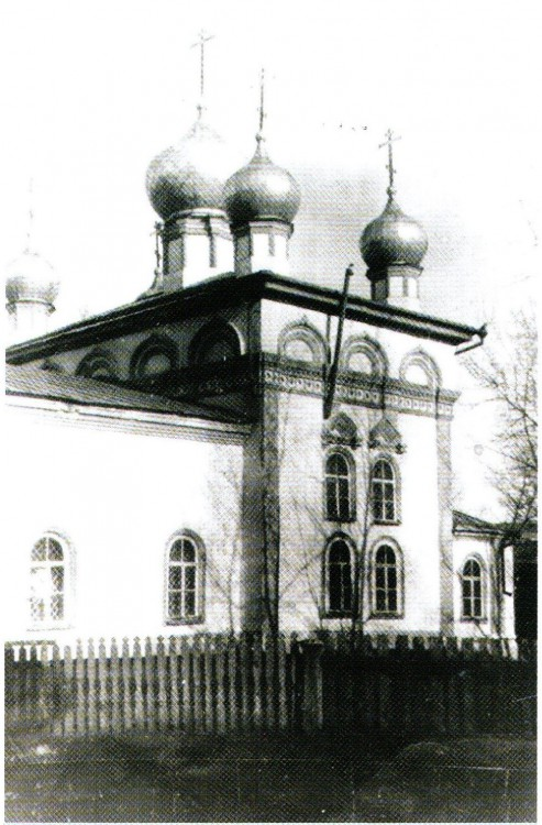 Церковь Рождества Христова при Владимирском соборе, Казань