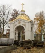Моршанск. Неизвестная часовня в сквере Победы