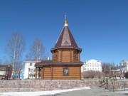 Североуральск. Георгия Победоносца, церковь