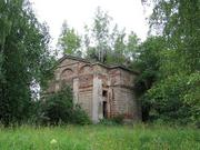 Церковь Спаса Преображения (старая) - Мольгино - Новодугинский район - Смоленская область