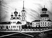 Церковь Успения Пресвятой Богородицы (старая) - Ижма - Ижемский район - Республика Коми