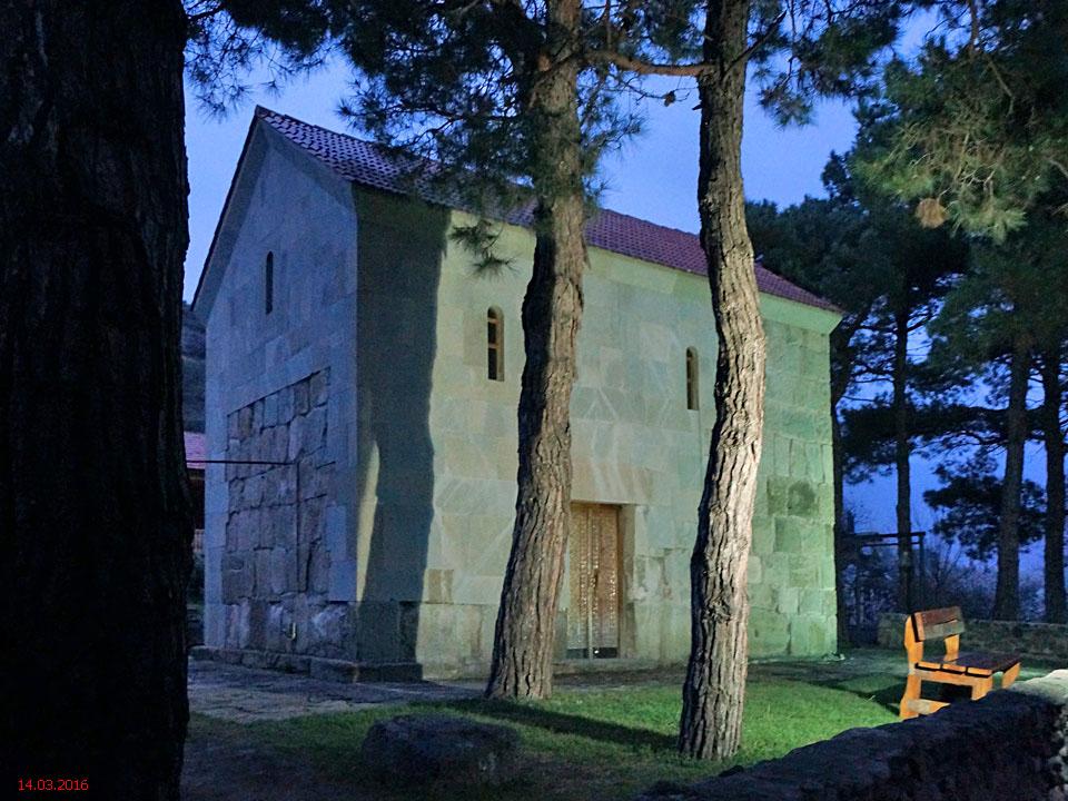 Гефсиманский монастырь, Мцхета
