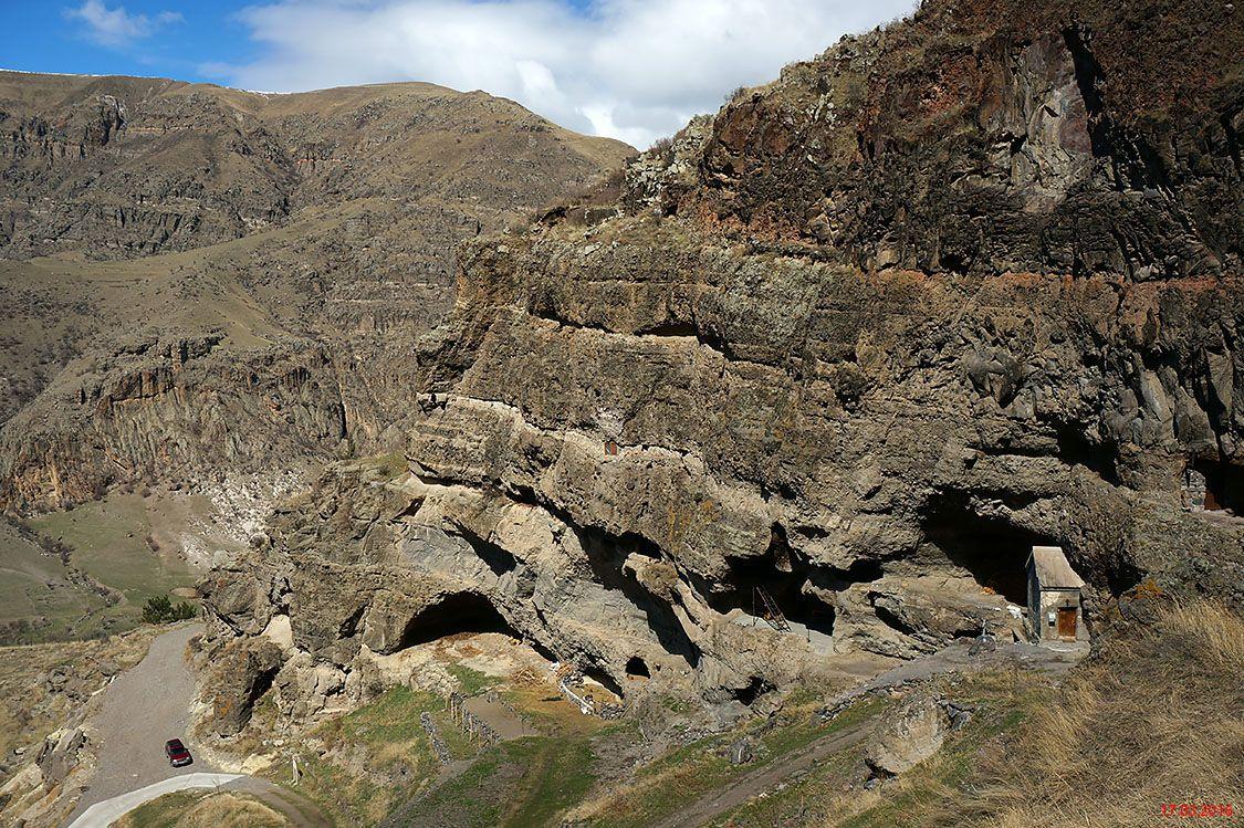 Пещерный монастырь Ванис Квабеби, Ванис Квабеби