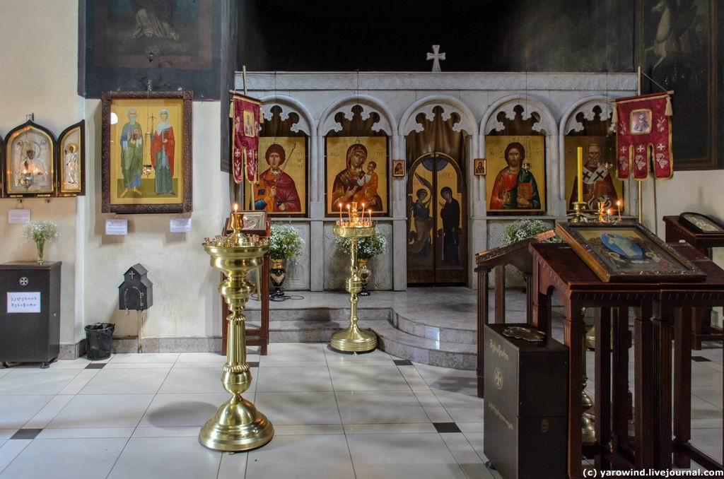 Церковь Николая Чудотворца, Тбилиси