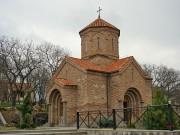 Джвари, гора. Монастырь Джвари (новый). Церковь иконы Божией Матери