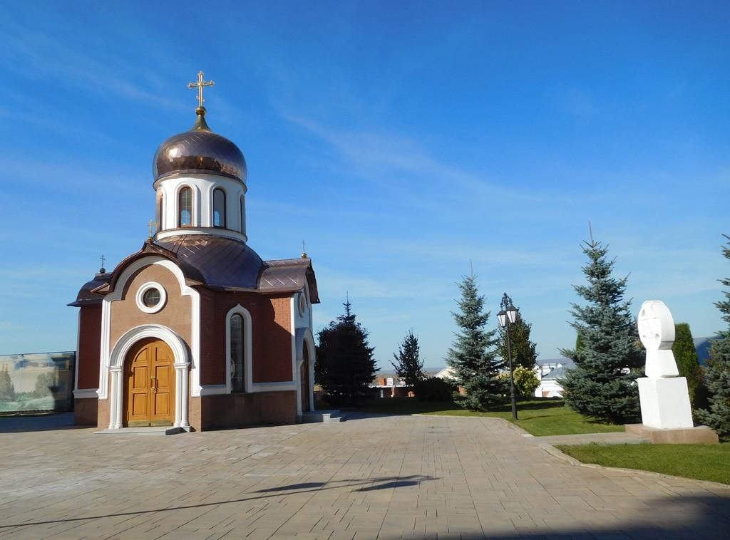 Иверский женский монастырь. Часовня Кирилла и Мефодия (?), Самара