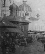 Церковь Покрова Пресвятой Богородицы (старая) - Большая Пурга - Игринский район - Республика Удмуртия