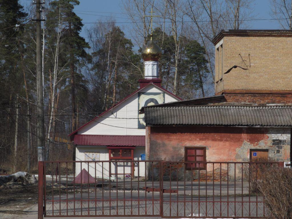 Московская область, Шатурский городской округ и г. Рошаль, Шатура. Церковь иконы Божией Матери