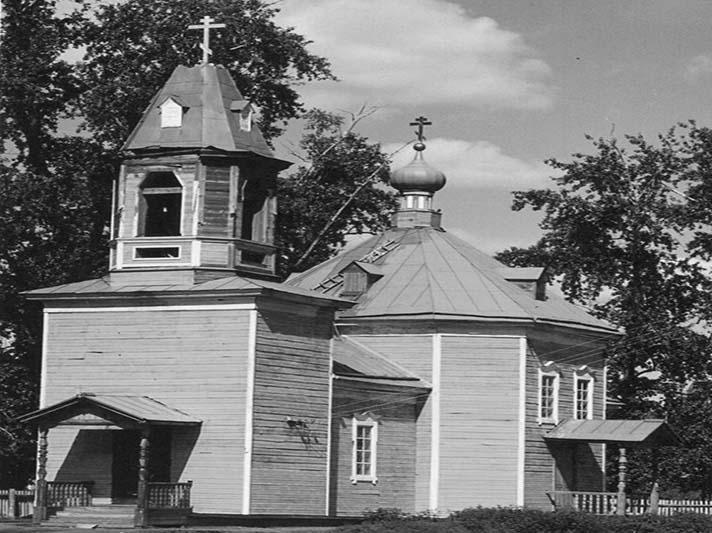 Церковь Николая Чудотворца, Думчево