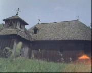 Петрушены. Михаила и Гавриила Архангелов (старая), церковь