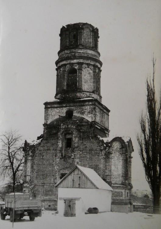 Церковь Николая Чудотворца, Ичня