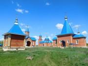 Покровский Александров-Чагринский монастырь - Чагринский - Красноармейский район - Самарская область