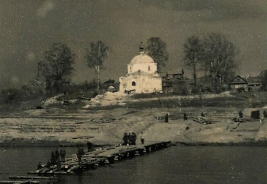 Церковь Спаса Преображения, Колома