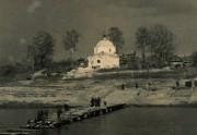 Церковь Спаса Преображения - Колома - Старорусский район - Новгородская область