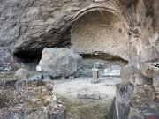Неизвестная церковь - Ванис Квабеби - Самцхе-Джавахетия - Грузия