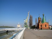 Часовня Николая Чудотворца в порту (новая) - Измаил - Измаильский район - Украина, Одесская область