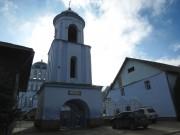 Вознесенский Жабский монастырь. Колокольня - Жабка - Флорештский район - Молдова