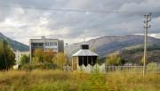Неизвестная часовня в 91 квартале - Риддер (Лениногорск) - Восточно-Казахстанская область - Казахстан