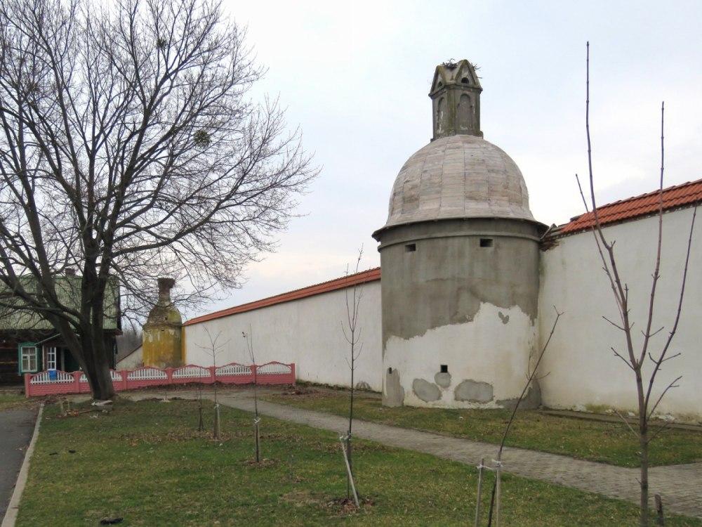 Рождество-Богородичный мужской монастырь, Юровичи