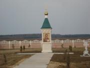Неизвестная часовня на Монастырском кладбище - Менчаково - Суздальский район - Владимирская область