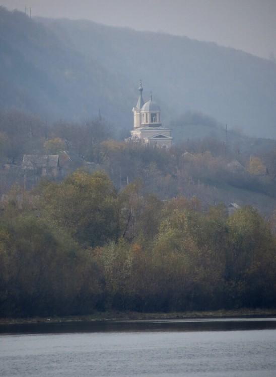 Неизвестная церковь, Солончены