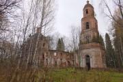 Церковь Рождества Пресвятой Богородицы - Пахтаново, урочище - Антроповский район - Костромская область