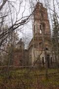 Церковь Софии, Премудрости Божией - София-Бушнево, урочище - Антроповский район - Костромская область