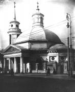 Киев. Рождества Христова на Подоле (старая), церковь