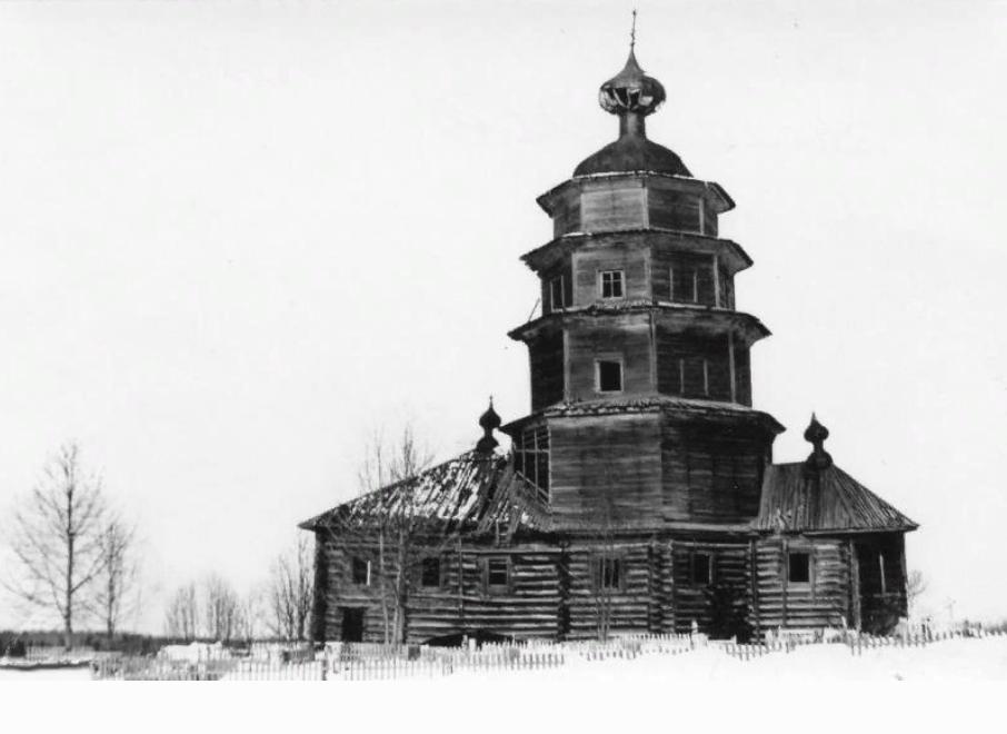Церковь Рождества Пресвятой Богородицы, Межурки