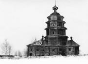 Церковь Рождества Пресвятой Богородицы - Межурки - Харовский район - Вологодская область