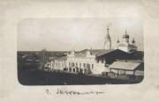 Тюкалинск. Троицы Живоначальной, церковь