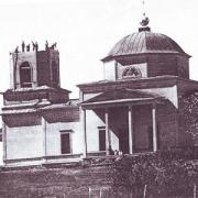 Церковь Казанской иконы Божией Матери - Ромашкино - Курманаевский район - Оренбургская область