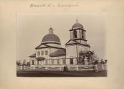 Церковь Богоявления Господня - Еланка - Усть-Таркский район - Новосибирская область