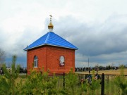 Чердаклы. Воскресения Христова (?) на русском кладбище, часовня