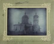 Церковь Николая Чудотворца (старая) - Зензеватка - Ольховский район - Волгоградская область