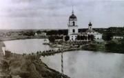Берёзовский. Илии Пророка, церковь