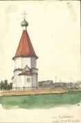 Церковь Иоанна Богослова - Коскошино - Холмогорский район - Архангельская область