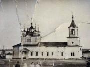 Коржевка. Рождества  Пресвятой Богородицы (старая), церковь