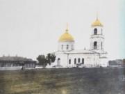 Верхняя Маза. Покрова Пресвятой Богородицы (старая), церковь