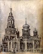 Красный Кут. Михаила Архангела, церковь