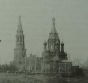 Балашов. Покрова Пресвятой Богородицы в Козловке, церковь